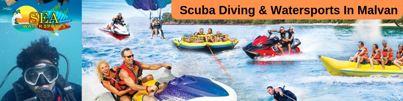 Scuba Diving and Water Sports In Malvan Maharashtra Malvan Combo