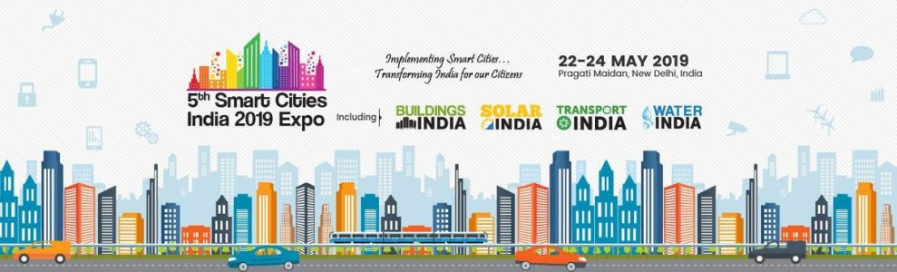 5th Smart Cities India 2019 Expo