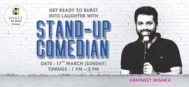 Laughter with Abhineet Mishra