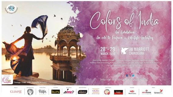 COLORS OF INDIA (AN EXHIBITION)