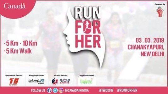 Run For Her 2019