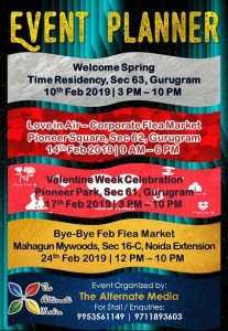 Valentine Day - Corporate Flea Market