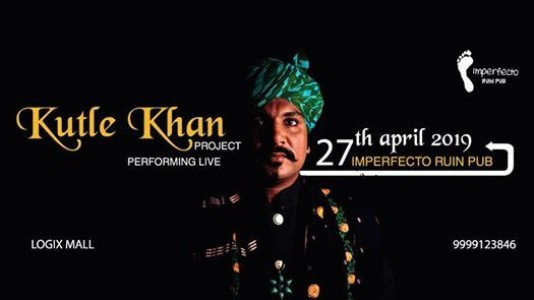 Imperfecto Presents Kutle Khan Project - Live In Concert