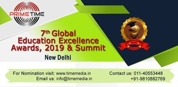 7th Global Education Excellence Awards, 2019 & Summit