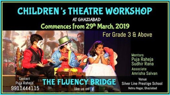 Children's Theatre Workshop By TFB