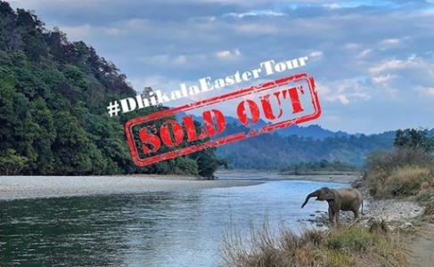 Dhikala - Easter Weekend Tour