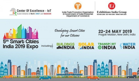 Smart Cities India 2019 Expo