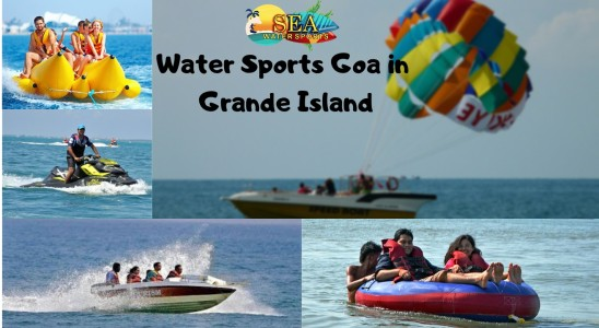 Water Sports In Goa at Grand Island by Sea Water Sports
