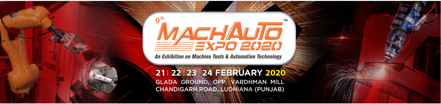 MachAuto Expo Ludhiana 2020: Machine Tools Expo