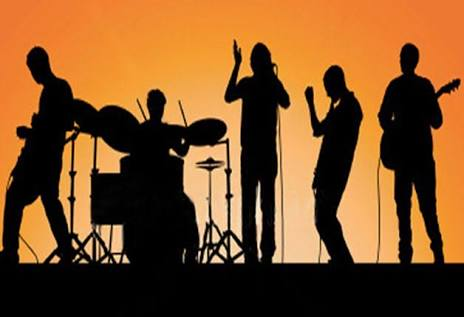 find Music bands services nearby